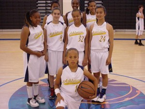 2011 LADY ATHLETICS