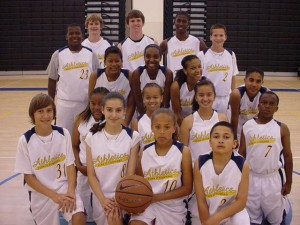 2011 LADY ATHLETICS  &  ATHLETICS ELITE